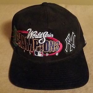 NWOT Vintage NY Yankees 1998 World Series Champs